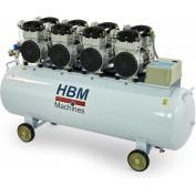 8 PK - 200 Liter Professionele Low