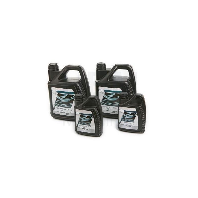 RUBENCO 1 Liter Boor en Snijolie Waterverdunbaar