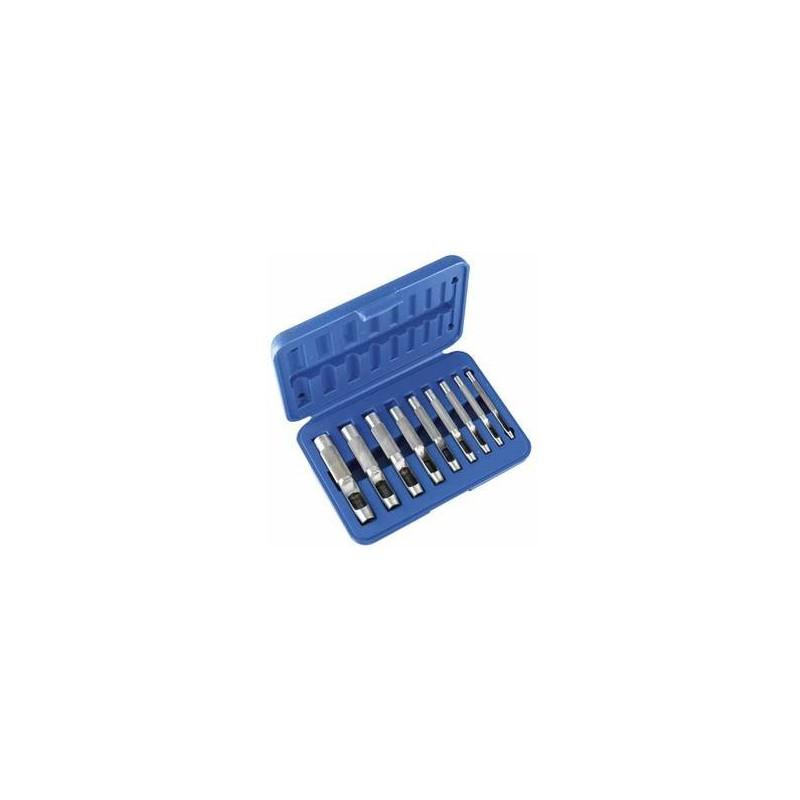 9 Delige Holpijpset 2,5 – 10 mm