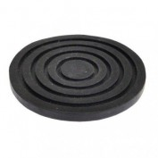 Rubber pad 92 x 8 mm rond