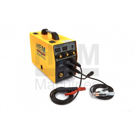 230 CI MIG Inverter AluminiumLassen 230 Volt