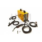 155 MIG Inverter + 5 Liter Cilinder + Automatische Lashelm